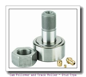 SMITH CR-1-5/8-XC-SS  Cam Follower and Track Roller - Stud Type