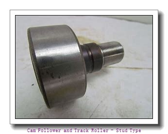 SMITH CR-1-3/8-C-SS  Cam Follower and Track Roller - Stud Type