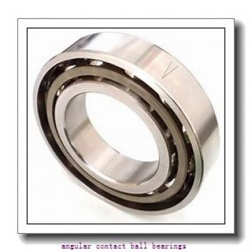 5.906 Inch | 150 Millimeter x 10.63 Inch | 270 Millimeter x 1.772 Inch | 45 Millimeter  CONSOLIDATED BEARING QJ-230 D  Angular Contact Ball Bearings