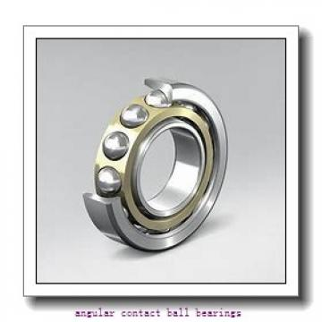 3.346 Inch | 85 Millimeter x 7.087 Inch | 180 Millimeter x 1.614 Inch | 41 Millimeter  CONSOLIDATED BEARING QJ-317 M  Angular Contact Ball Bearings