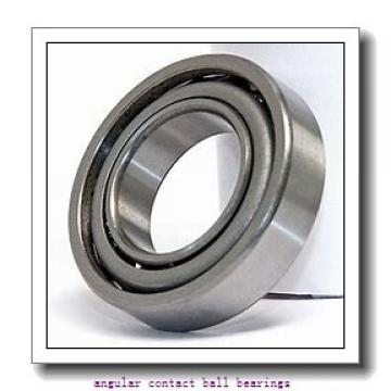 4.331 Inch | 110 Millimeter x 9.449 Inch | 240 Millimeter x 1.969 Inch | 50 Millimeter  CONSOLIDATED BEARING QJ-322 D  Angular Contact Ball Bearings