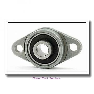 QM INDUSTRIES DVC22K400SM  Flange Block Bearings